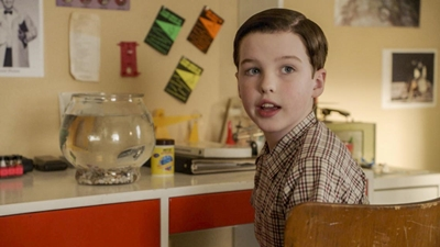Young Sheldon 01x20 : A Dog, a Squirrel, and a Fish Named Fish- Seriesaddict